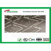 Quality Prototype SMT Stencil PCB Fabrication Service Laser Thickness 100µm to 150µm wholesale