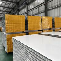 Quality fast assemble 1150mm mgo sandwich panel with 22kg/m2 for partition wall panel wholesale