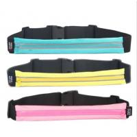Quality Waterproof Hiking Money Travel Waist Bag For Sport 40*5.5 Cm wholesale