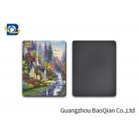 Quality Heidelberg Machine 3D Fridge Lenticular Magnet UV Printing Eco - Friendly Material wholesale