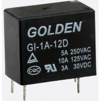 GI JZC-32F 5A General Purpose Relay 12V 5 Pin Relay with 48VDC Coil Voltage