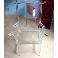 Quality Clear Eco-Friendly Modern Acrylic Furniture For Office , Acrylic Desk Chair wholesale