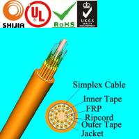 China Vertical Cabling multi-fiber Breakout Cable - Fiber Optic CableSJA012 on sale