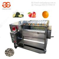 Quality Onion Jicama Jujube Sweet Potato Washing Machine Garlic Peeling Ginger Peeler Machine wholesale