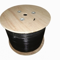 China Outdoor SFTP Cat6 Lan Cable  23 America Guage Cat6 Shielded Twisted Pair Cable on sale