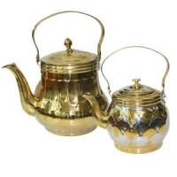 Quality Gold Plating Stainless Steel antique water kettle wholesale