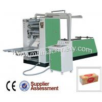 Quality Automatic Facial Tissue Cutting Machine wholesale