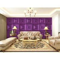 Cheap Custom Decorative Wall Decals Eco Friendly Wallpaper 3D Wall Panel for Home for sale