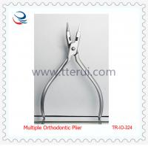 Quality Multiple Orthodontic Plier TR-IO-324 wholesale