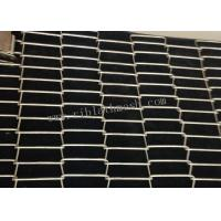 Quality 5mm Crimped Decorative Wire Mesh Panels For Cabinet Doors Twill Weave Style wholesale