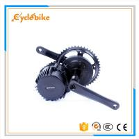 China 46T Chain Wheel Electric Bicycle Motor Kit With 68mm Bottom Bracket Size on sale