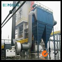 Quality Furnace Fume Filtration Dust Collector For High temeprature fumes wholesale