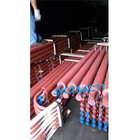 Quality Spiral U Bend Low Finned Tubes High Frequency Welding For Heat Exchanger wholesale