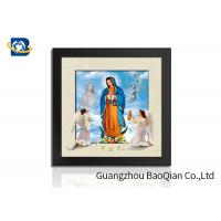 Quality Religion Photo Custom Lenticular Poster 3D / 5D Decorative For Living Room wholesale