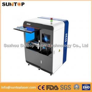Quality Small size metal laser cutting machine , Fiber laser cutting equipment wholesale