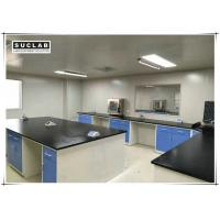 Buy cheap 13mm Worktops Science Laboratory Furniture Workbench Chemical Resistant from wholesalers