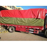 Quality Customized 750gsm PVC Truck Cover , Waterproof Truck Cover 1000D X 1000D wholesale