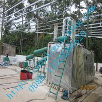 JNC lubricant motor oil recycling machine to diesel fuel