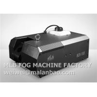 Buy cheap Professional LCD Controller Moving Head Fog Machine AC110V / 220-250V from wholesalers
