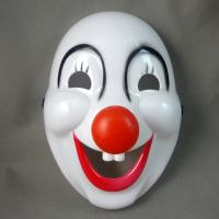 Quality cute clown children carton mask bulk wholesale in China wholesale
