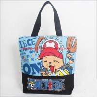 Cheap ODM various cartoon pattern cloth shopping bag with Shoulder straps for for sale