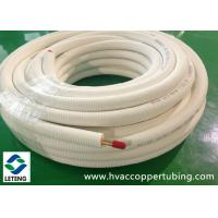 Quality 15 mm Outside Dia Rigid Copper Pipe for Air Conditioner Refrigerant Cooling / Heating wholesale