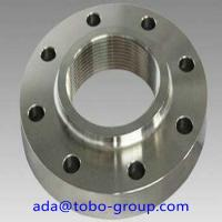 "Quality A182 F316/L Forged Steel Flanges 1/2"" SCH40S SW Flange ISO9000 Certification wholesale"