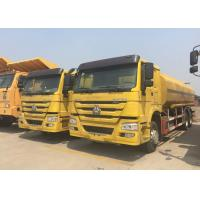 Quality Radial Tyre Fuel Oil Transportation Trucks 6X4 LHD Euro 2 336HP Lengthened Cab wholesale
