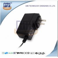 Quality Mobile Black Constant Current Source LED Driver Dimmer With UL Plug wholesale