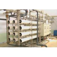 Quality Double RO / Single RO Food And Beverage Water Treatment System for Pure Drinking Water wholesale