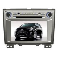 Quality MAZDA 8 Car GPS Navigation Tracking System With DVD-R VCD CD CD-R wholesale
