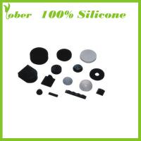 Buy cheap 100% Silicone Custom O Ring Silicon Rubber Sealing Strip Silicone Rubber O Ring from wholesalers
