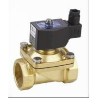 Quality Electric Air Solenoid Valve , Air Actuated Solenoid Valve Normally Closed 2 Inch wholesale