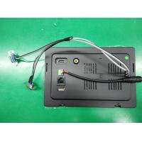 """7"""" Wall Mount Building Automation Android OS Tablet With POE RS232 LED Light"""