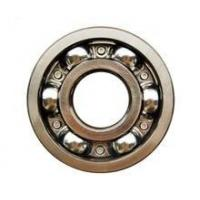 China Sealed 2HRS Koyo 6205 Bearing , Deep Groove Ball Bearing With Locating Snap Ring on sale