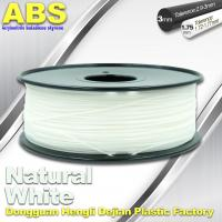 Quality Good eEasticity 3D Printing Materials Transparent ABS Filament For Cubify Printer wholesale