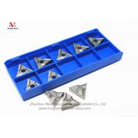 China TNMG160404R-VF,Custom Cemented Carbide Inserts , Woodworking Ccmt Carbide Inserts on sale