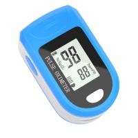 China Accurate Monitor Spo2 Finger Tip Pulse Oximeter OLED Display ABS Plastic Material on sale