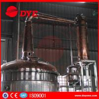 Quality Large Industrial Alcohol Distillation Equipment 3 Years Warranty wholesale