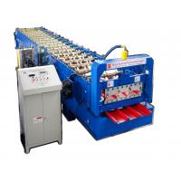 Quality Colored Steel Roofing Sheet Roll Forming Machine Corrugated Steel Sheet Making Machine wholesale