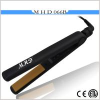Quality Ceramic Tourmaline ionic 1 inch best styling flat iron/hair straightener wholesale