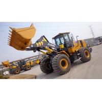 Quality XCMG ZL50GN Compact Wheel Loader 3m3 Bucket Size / 5 Ton Loader Machine wholesale