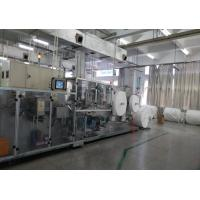 Quality High Speed Wet Wipes Production Line Full Servo Driving Longer Knife Service Time wholesale