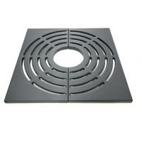 Quality Customized floor drain cover Precision Casting Parts with 316 / 304 Stainless steel wholesale