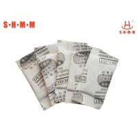 Quality Professional Humidity Absorber Bags / Moisture Absorber Bags DMF Free , RoHS Certificate wholesale