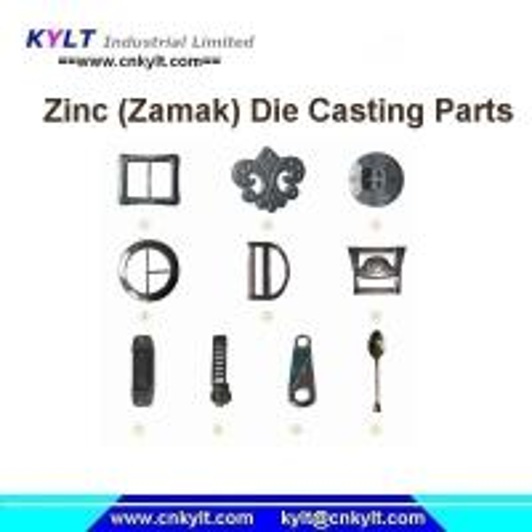 zinc zamak die casting