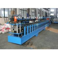 Quality Galvanized Steel Roller Shutter Door Frame Roll Forming Machine Window Type wholesale