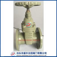 Quality PN16 DN100 Non rising stem ductile iron gate valve wholesale