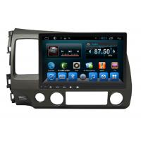 Quality Android4.4  2006 HONDA Civic Navigation System / Car DVD GPS Navigation for Honda Civic 2006-2011 wholesale