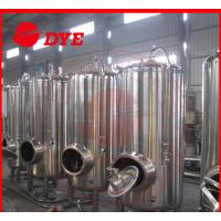 Cheap Common 7BBL Steam Bright Beer Tanks Industrial Tri-Clamp Connection for sale